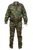спецодежда камуфлированный костюм охраника
