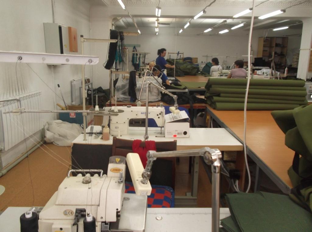 швейный цех в Алматы
